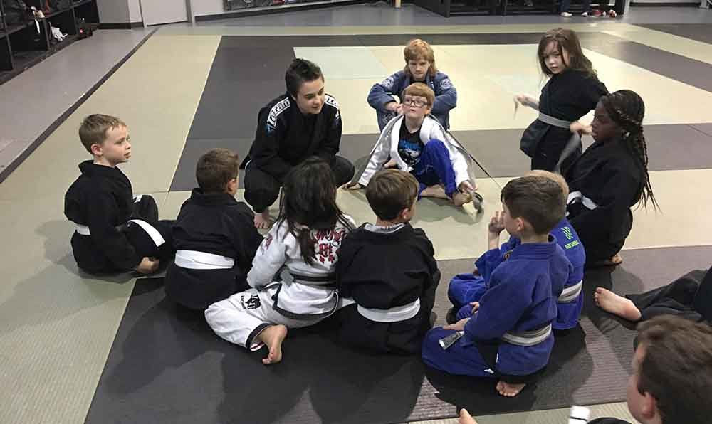 JOIN US FOR THE BEST KIDS MARTIAL ARTS IN EDMOND