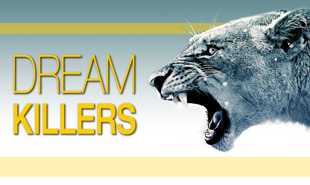 Pride Mixed Martial Arts - Dream Killers Fear and Self Doubt