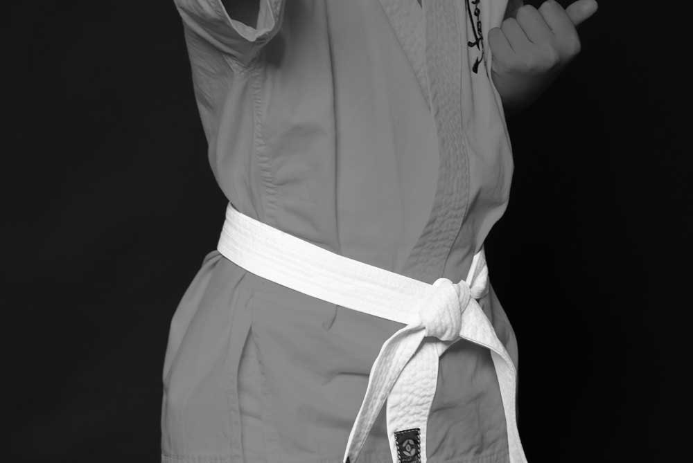 WHITE BELT MINDSET