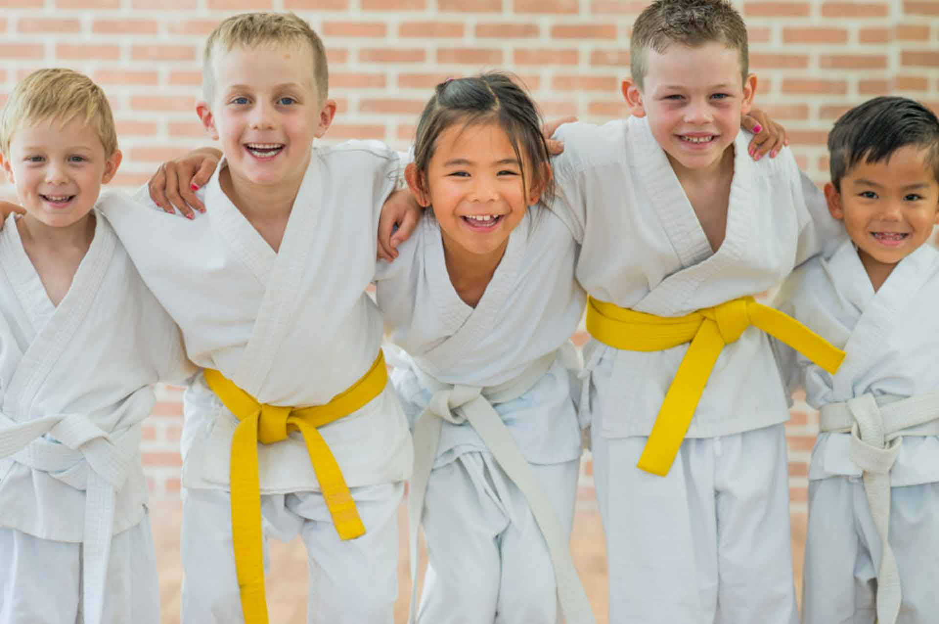 Pride Martial Arts in Edmond, OK - Kids Martial Arts Program