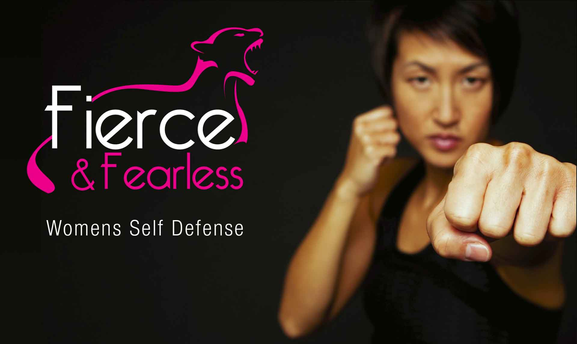 PRIDE MARTIAL ARTS, Edmond, Oklahoma - Women's Self-Defense - Fierce & Fearless Personal Protection Boot Camp