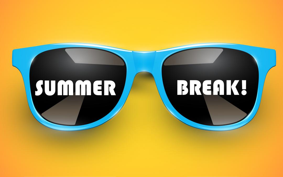Closed for Summer Break